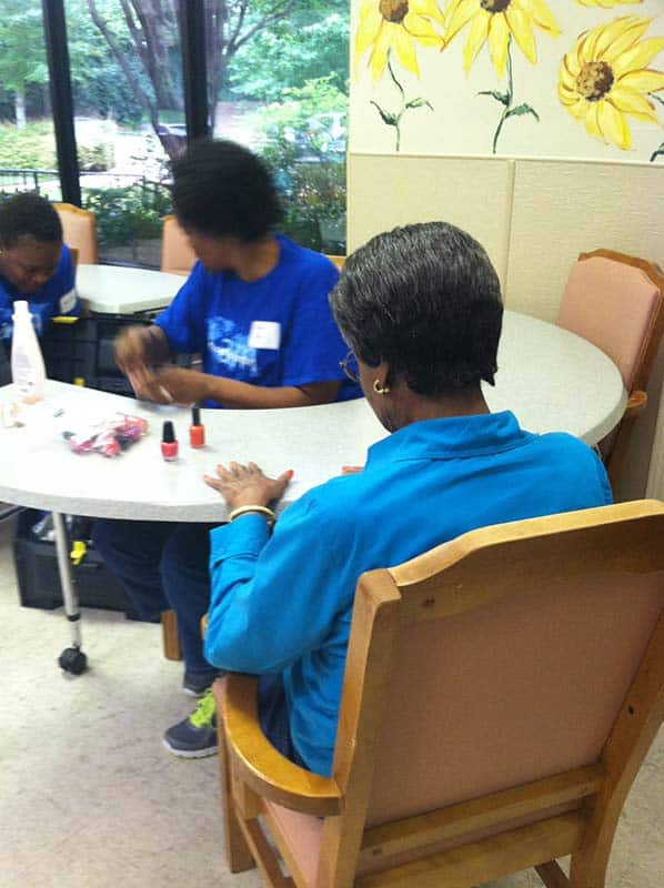 Alzheimer's Day Services of Memphis » Medtronic-2014-nails